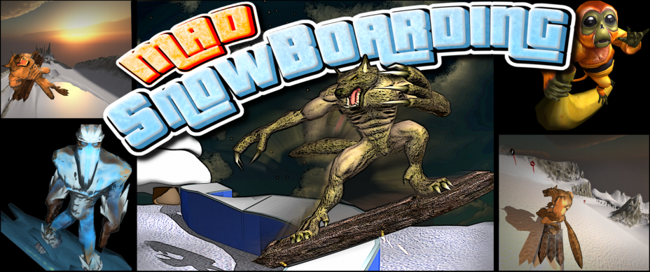 Mad snowboarding reinvents extreme sports for mobile with open world madsnow gumiabroncs Images