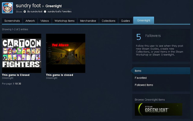 how to get a game on steam without greenlight